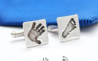 Hand Print Jewellery and Foot Print Jewellery for Christmas