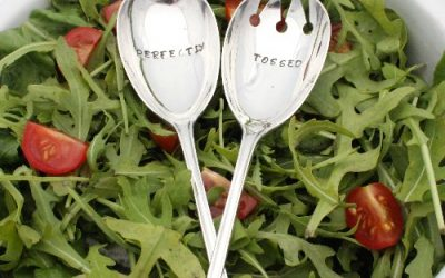 Salad Days – Personalised Salad Servers